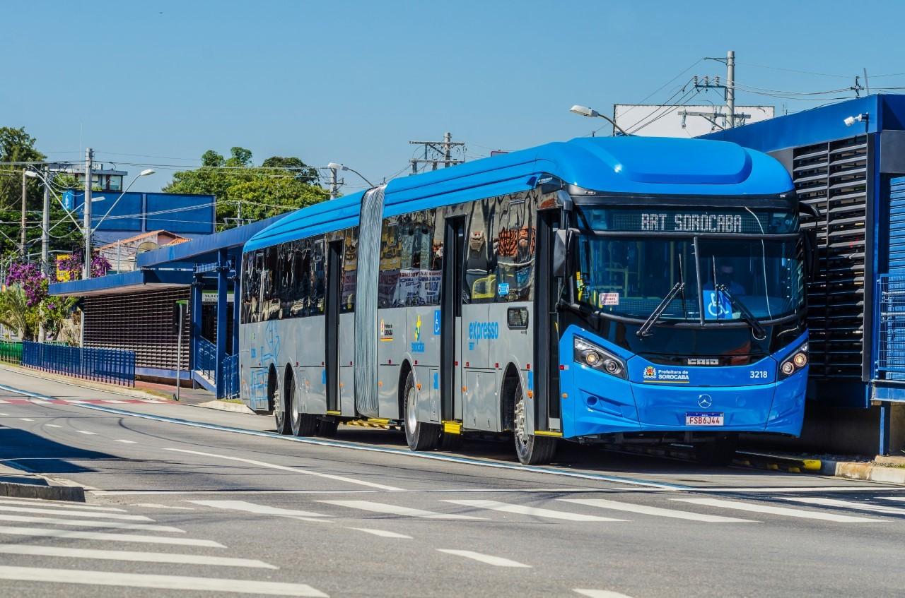 Concessionária oferece transporte gratuito à população neste domingo em Sorocaba