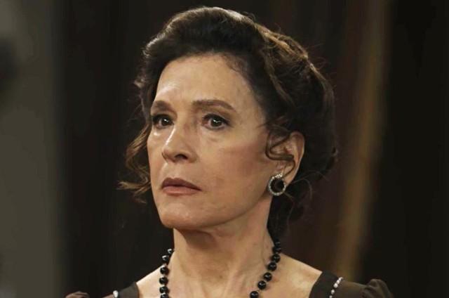 Natália do Vale, a Lady Margareth de 'Orgulho e paixão' (Foto: TV Globo)