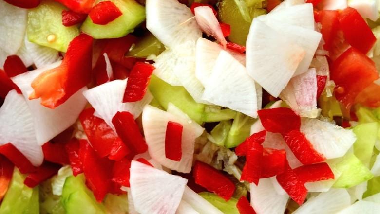 salada-fruta-pimenta (Foto: Pixnio/Creative Commons)