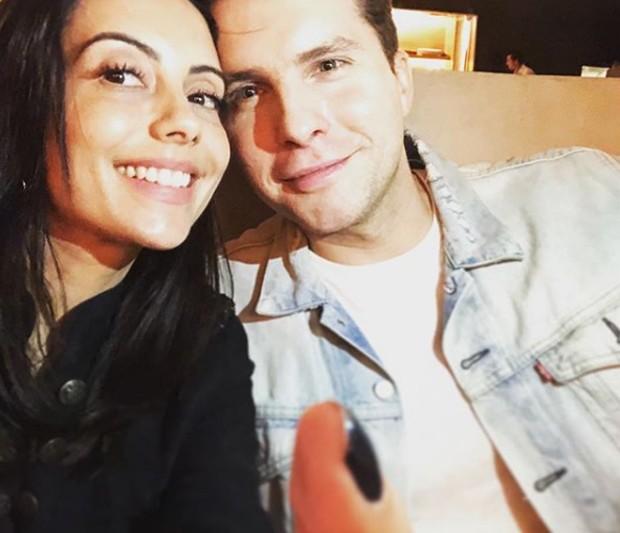 Thiago Fragoso e Mariana Vaz (Foto: Reprodução/Instagram)