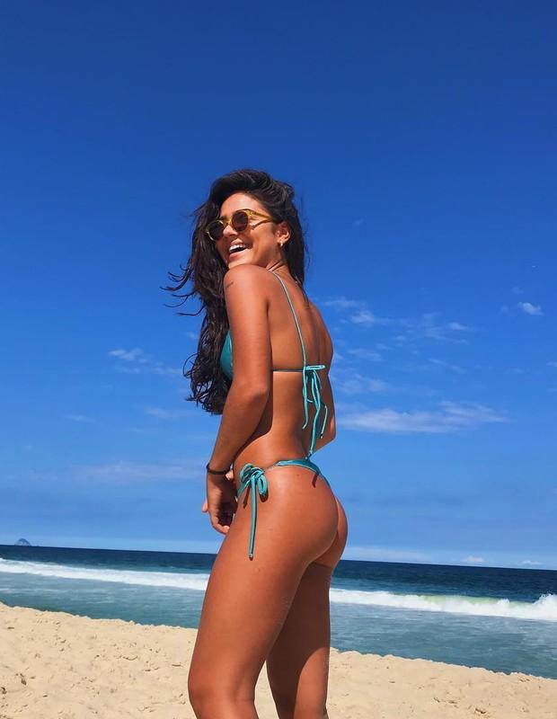 Giullia Buscacio (Foto: Reprodução)
