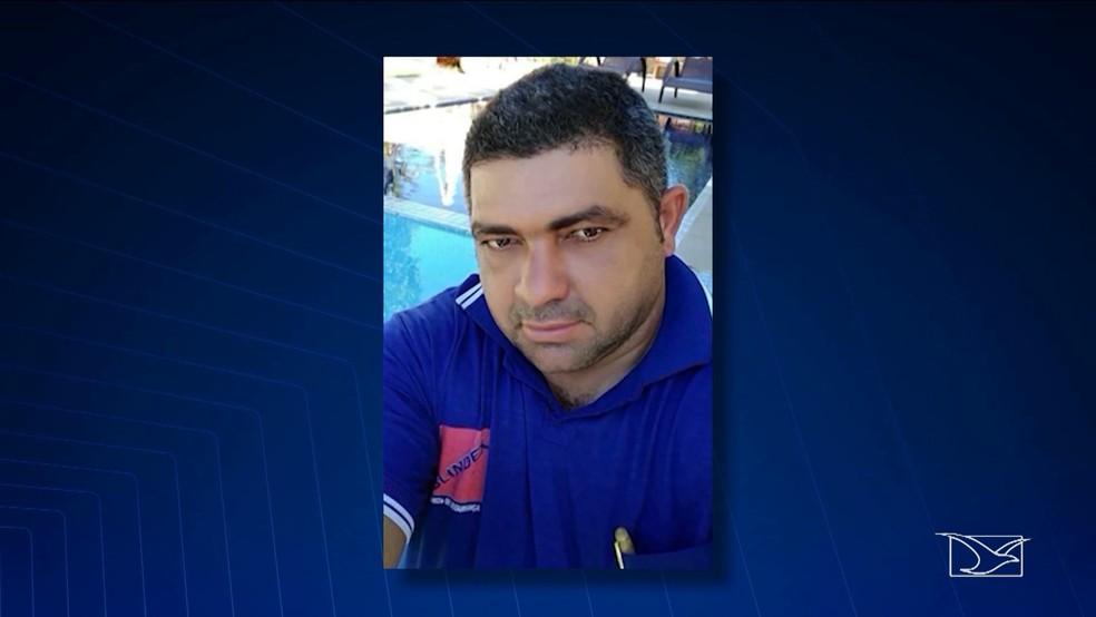 Francisco Edinei Lima Silva morreu após passar 18 horas preso em cela a céu aberto em Barra do Corda. (Foto: Reprodução/TV Mirante)