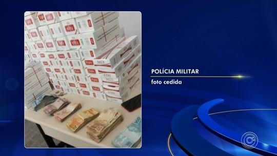 Polícia prende suspeito de distribuir cigarros falsificados em bares de Jundiaí