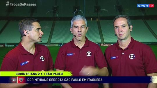 """Ricardinho sobre o Corinthians após a vitória: """"Precisa de mais repertório"""""""