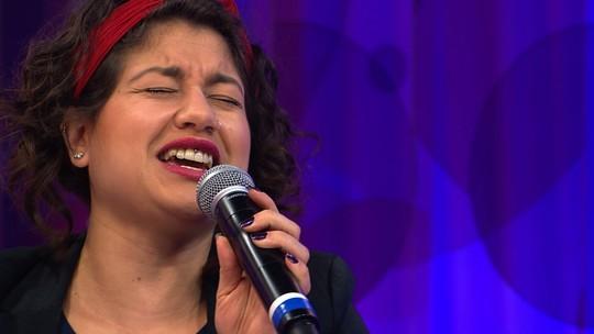 Aretha Lima revela tática para shows no 'The Voice Brasil': 'Não estou com espírito de competição'