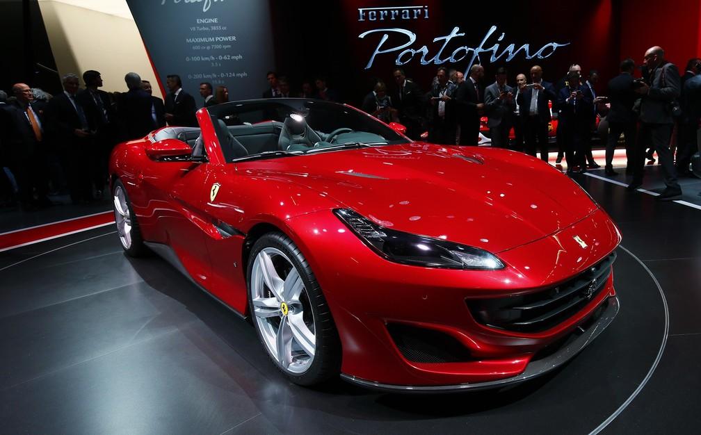 Ferrari Portofino (Foto: REUTERS/Ralph Orlowski)