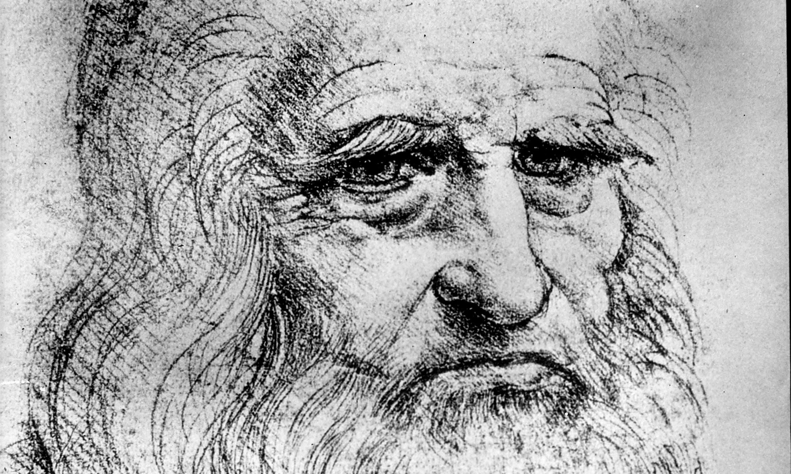 O retrato de Da Vinci estava cada vez mais comprometido (Foto: Reprodução)