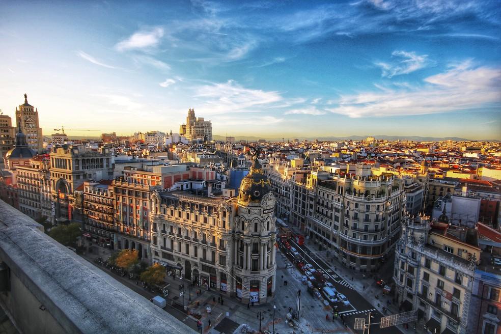 Madri, Espanha — Foto: Jorge Fernández Salas/Unsplash