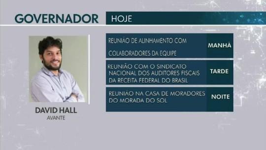 Confira a agenda dos candidatos ao Governo do Acre em 31 de agosto