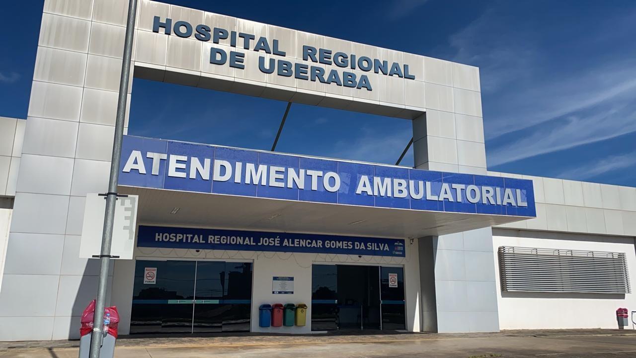 Hospital Regional de Uberaba irá receber pacientes com Covid-19 transferidos de Manaus