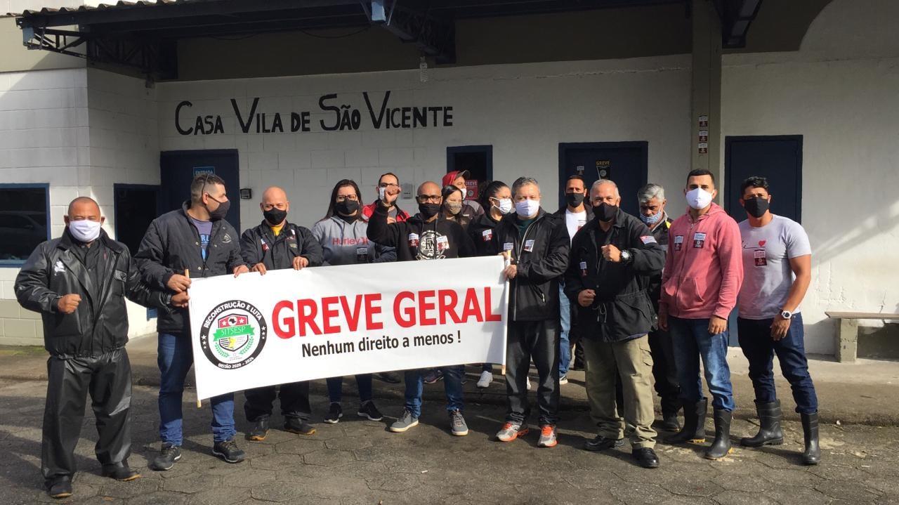 Justiça decreta fim da greve dos trabalhadores da Fundação Casa na Baixada Santista, SP