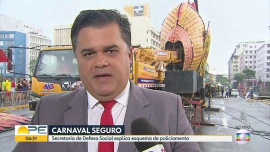 Beijo forçado no carnaval é estupro, diz chefe da Polícia Civil em Pernambuco
