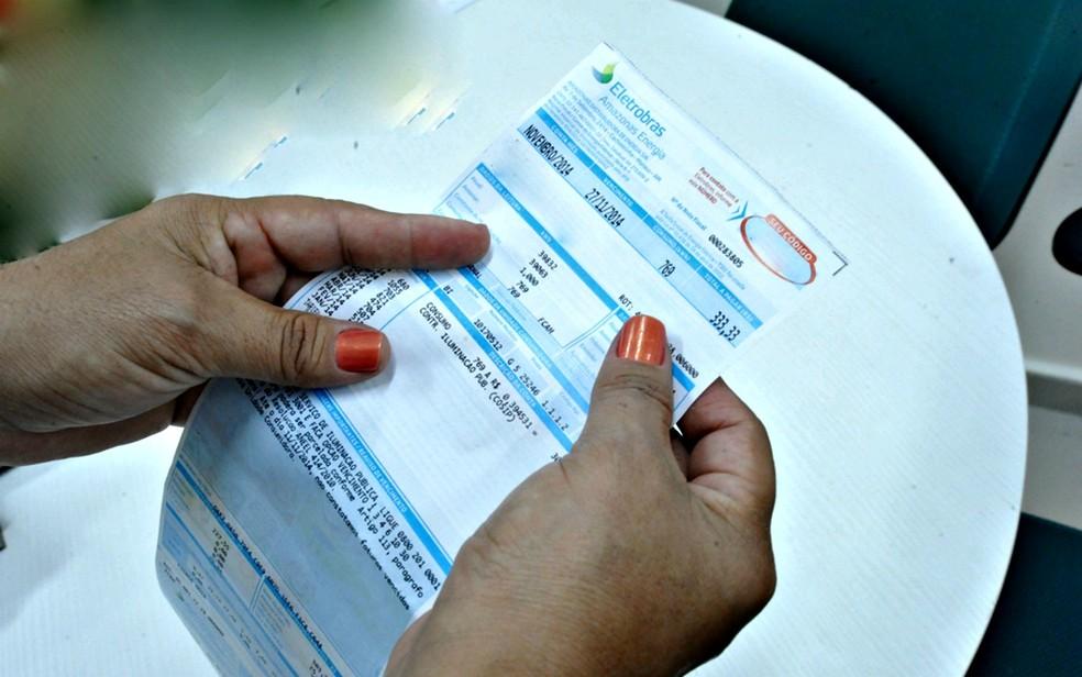 Contas em débitos podem ser negociadas na Amazonas Energia — Foto: Amazonas Energia/Divulgação