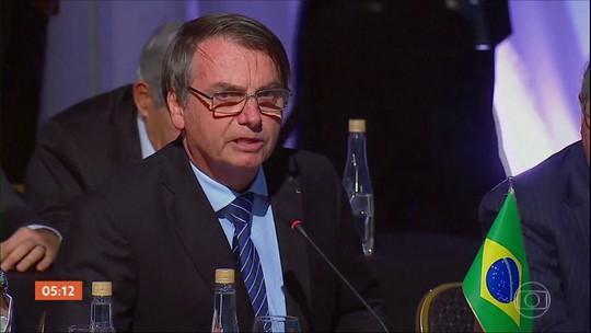 Bolsonaro confirma a liberação de recursos do FGTS