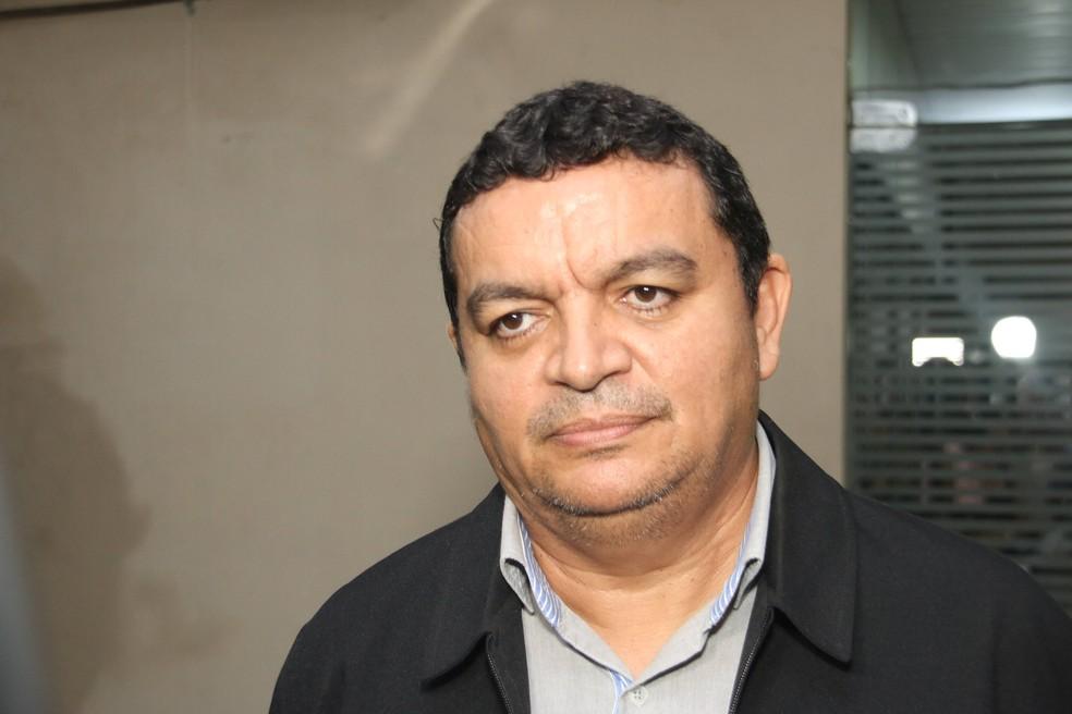 Paulo Romano, diretor técnico da FPF — Foto: Igor Mota/O Liberal