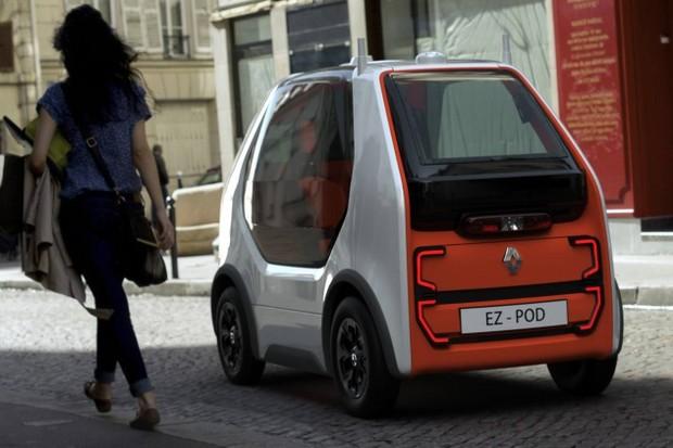 Renault EZ-Pod (Foto: Divulgação)