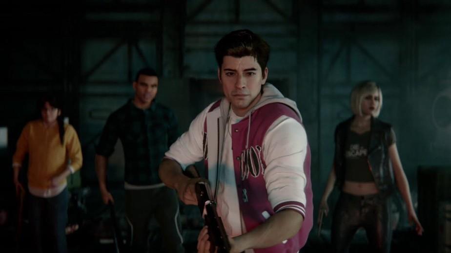 Resultado de imagem para Project REsistance é o novo game da série Resident Evil