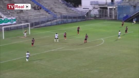 'Queimamos a gordura que tínhamos', diz técnico do Real após derrota contra o Manaus