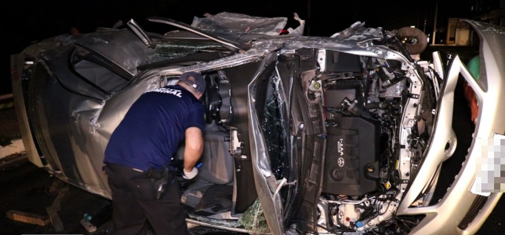 Vereador de Araioses, no Maranhão, morre em acidente na cidade de Parnaíba, no Piauí — Foto: Reprodução/TV Clube