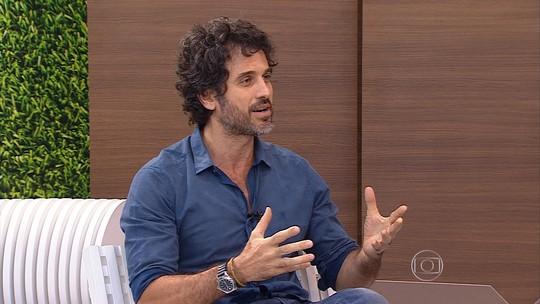 Eriberto Leão traz a BH o musical 'Jim', dedicado ao vocalista do The Doors
