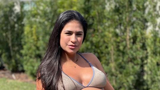 Simone dá à luz Zaya em Miami, nos Estados Unidos