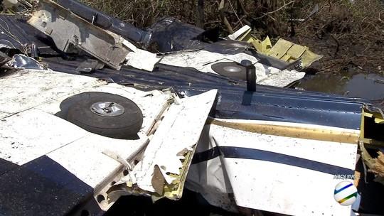 Avião que caiu no Pantanal de MS fazia táxi-aéreo clandestino, aponta polícia