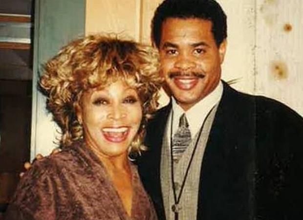 Tina Turner e Craig  (Foto: Reprodução)