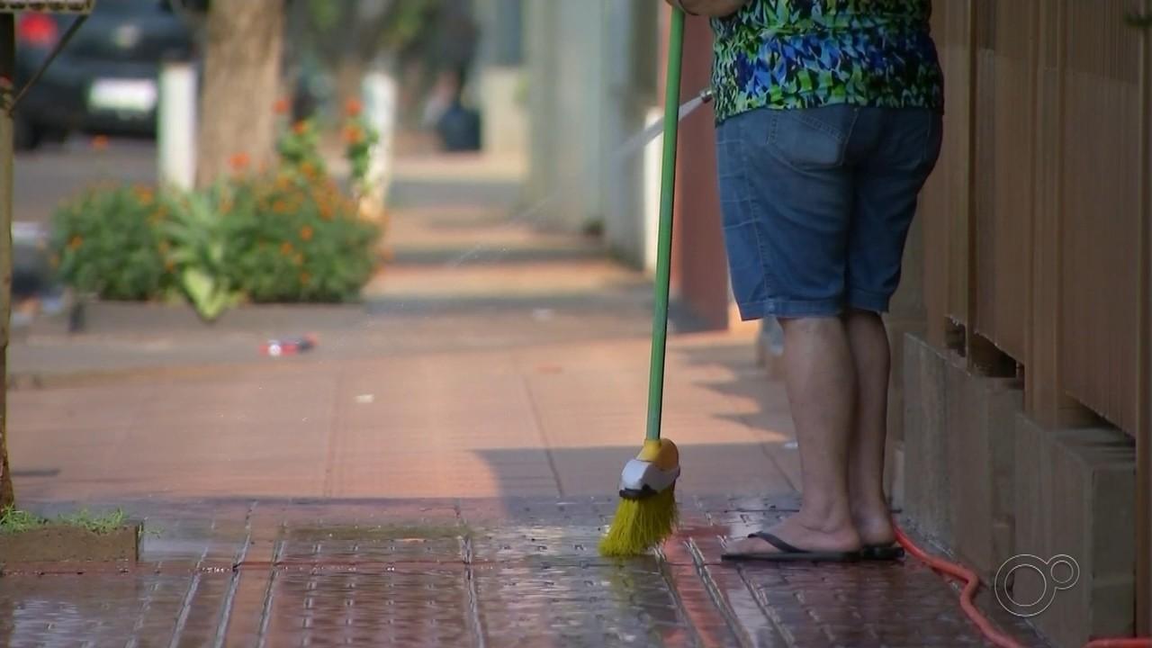 Mais duas cidades do centro-oeste paulista anunciam racionamento de água