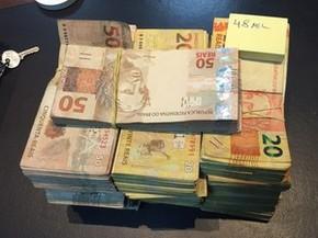 'Terceirização' da gestão da rede de saúde facilitou desvios, diz PF (Foto: Divulgação / Polícia Federal)