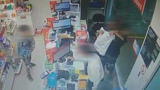 Polícia identifica quadrilha que invadiu três farmácias em uma semana em Jundiaí