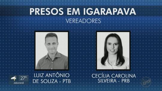 Câmara cassa mandatos de dois vereadores alvos da Operação Pândega em Igarapava, SP