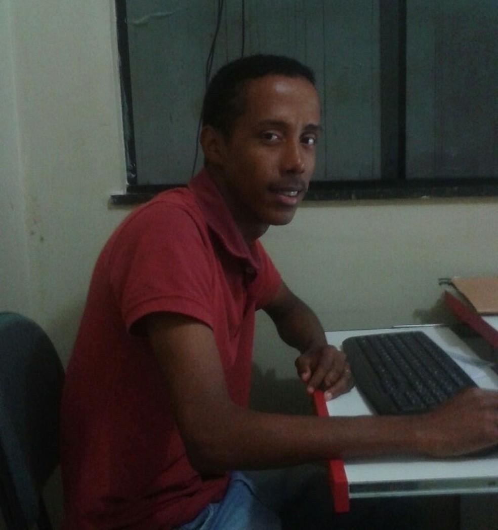 Rafael quer investir em cursos técnicos depois que concluir o Ensino Médio (Foto: Arquivo pessoal)