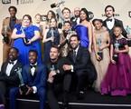 Elenco de 'This is us' no SAG Awards   Frazer Harrison