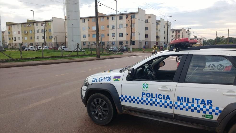 Polícia faz operação no Orgulho do Madeira contra o crime organizado em  Porto Velho | Rondônia | G1