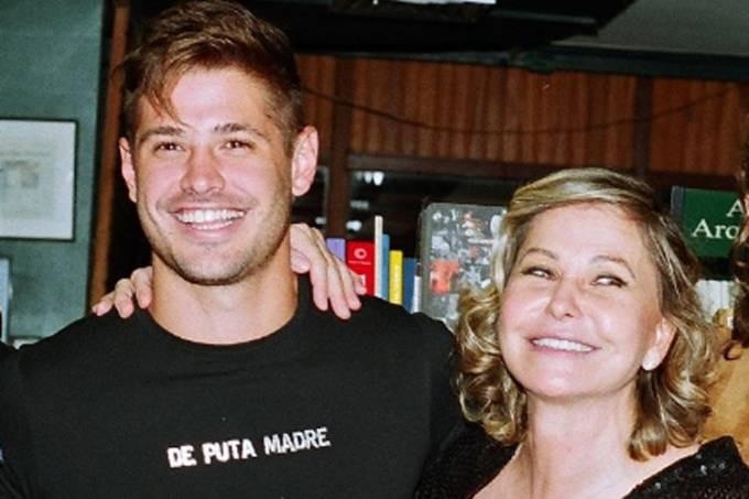 Pepita Rodrigues e Dado Dolabella (Foto: Reprodução / Facebook)