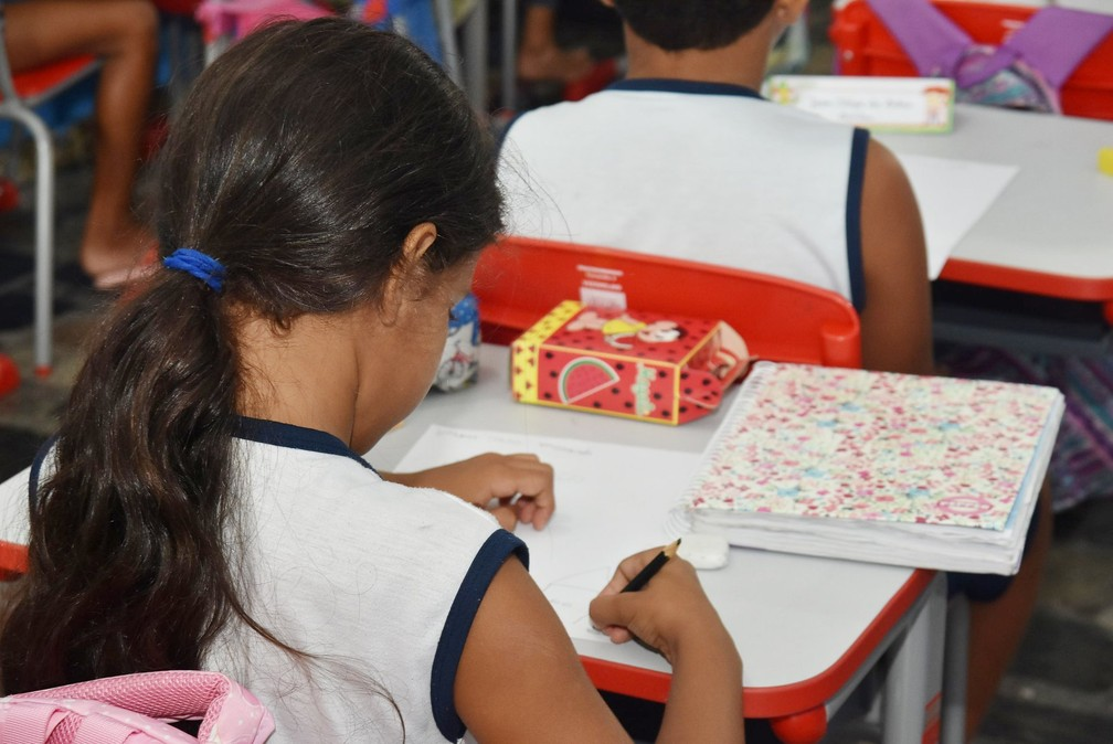 A taxa de escolarização de crianças entre 6 a 14 anos de idade é de 94,1% em Mucuri, no sul da Bahia — Foto: Reprodução/Redes Sociais - Prefeitura de Mucuri