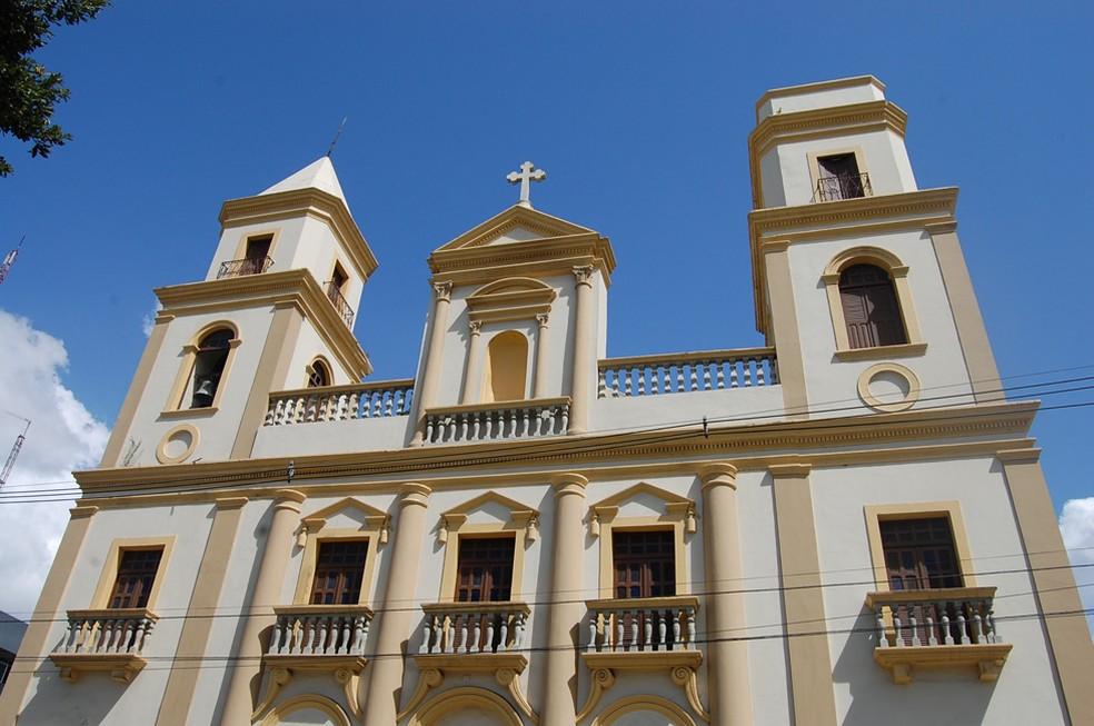 Diocese divulga programação religiosa para o dia de Nossa Senha Aparecida — Foto: Ligia Coeli