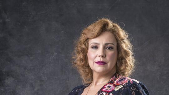 Ana Beatriz Nogueira se despede de Ondina e imagina possível vingança da fonte
