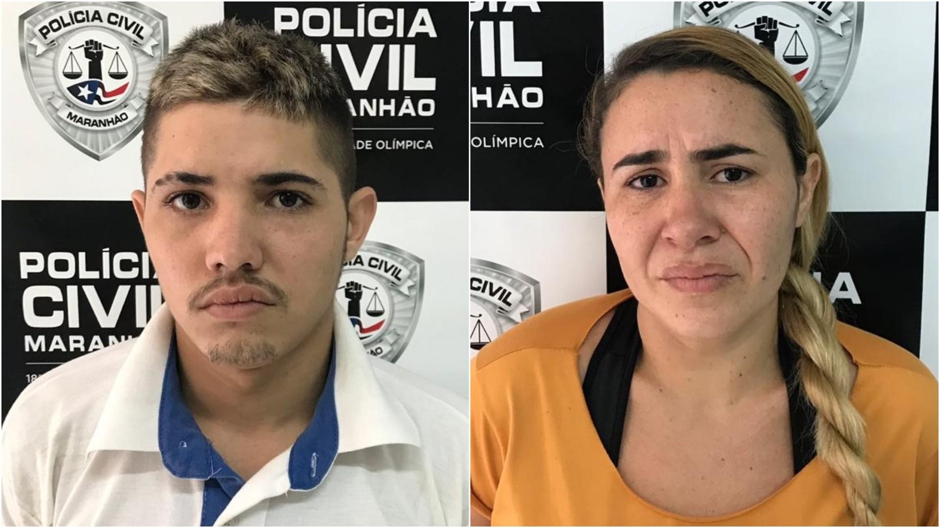 Dupla é presa por tráfico de maconha na Cidade Olímpica, em São Luís - Notícias - Plantão Diário