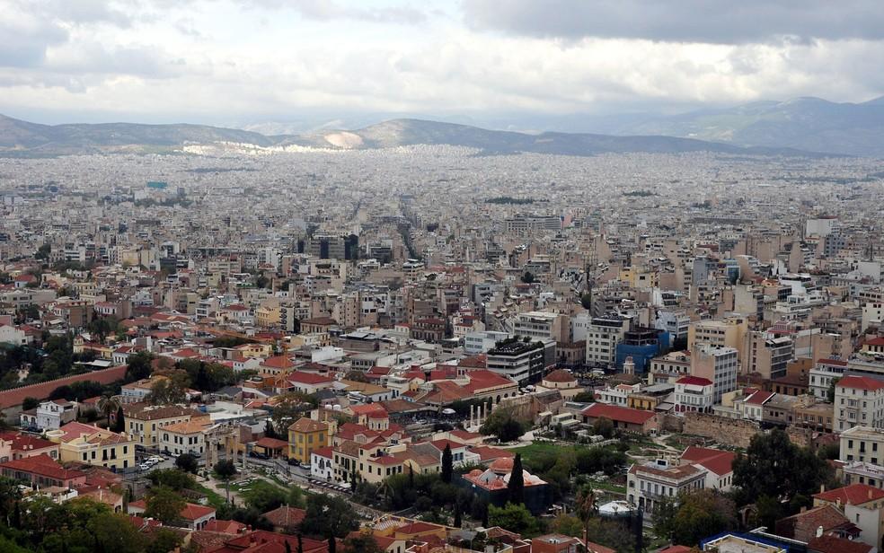 Atenas tem um dos custos de vida mais baixos da Europa (Foto: bici/Creative Commons)