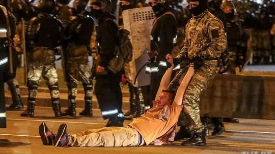 Foto: (Dmitry Brushko/Tut.By via Reuters)