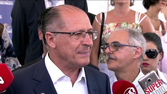 MP investigará suposto caixa 2 em campanhas de Alckmin