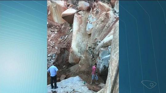 Trabalhador do setor de rochas morre em pedreira em Muqui, ES