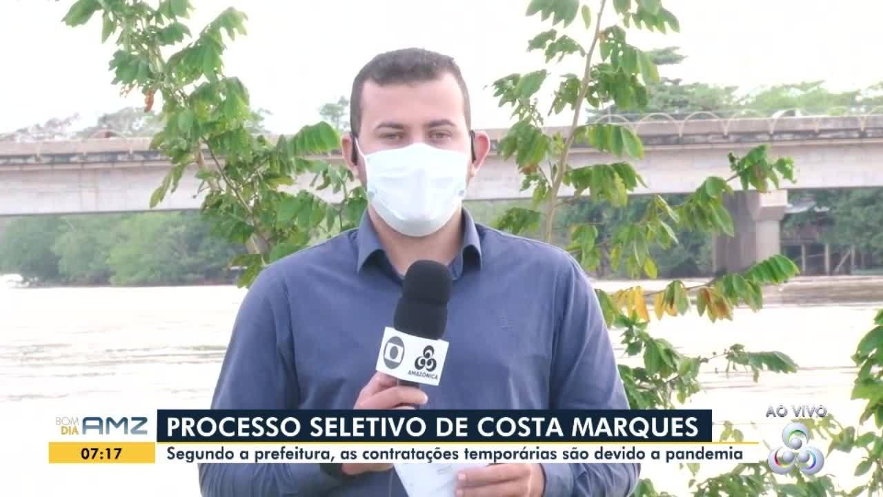 Gedeon Miranda traz detalhes sobre o processo seletivo da prefeitura