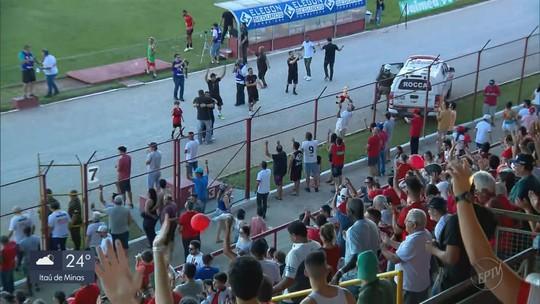 Veja os gols e os melhores momentos de Pouso Alegre 3 x 0 Atlético TC