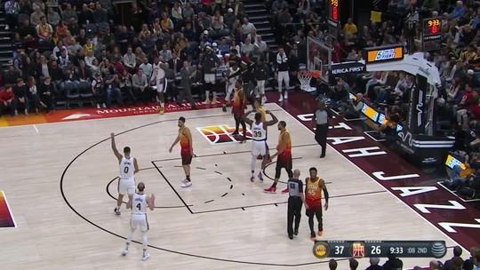 Absolutos, Lakers despacham Jazz em Salt Lake City e seguem sobrando na turma do Oeste
