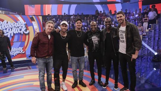 Thiaguinho, Gabriel Medina, Rafael Zulu e Bruninho repercutem surpresa para Neymar
