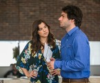 Marina (Alice Wegmann) e Tiago (Humberto Carrão) | TV Globo
