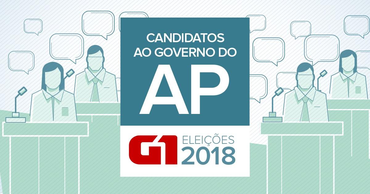 G1 e JAP 2 realizam série de entrevistas com os candidatos do 2º turno ao governo do AP