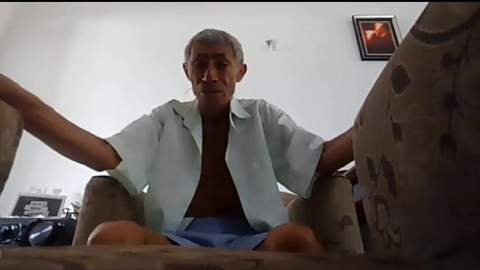 Barruada tinha problemas respiratórios e apenas um pulmão — Foto: Reprodução/TV Globo